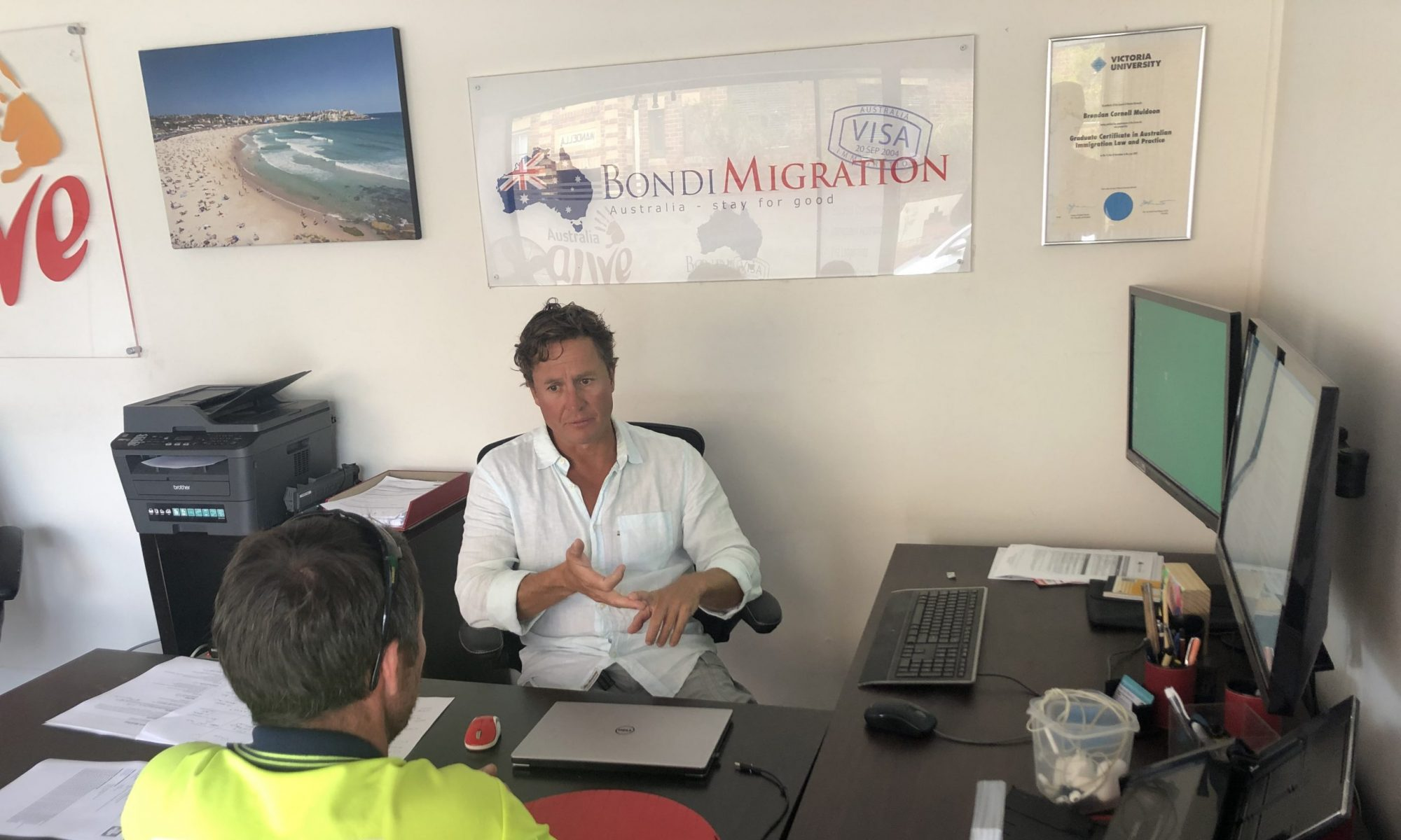 Bondi Migration